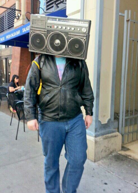 halloween costume radio head