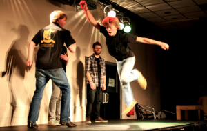 Photo credit: Exploding Fish Improv (via Creative Commons)