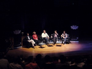 Kimberly Duron writes that Panels can help you jump start your career