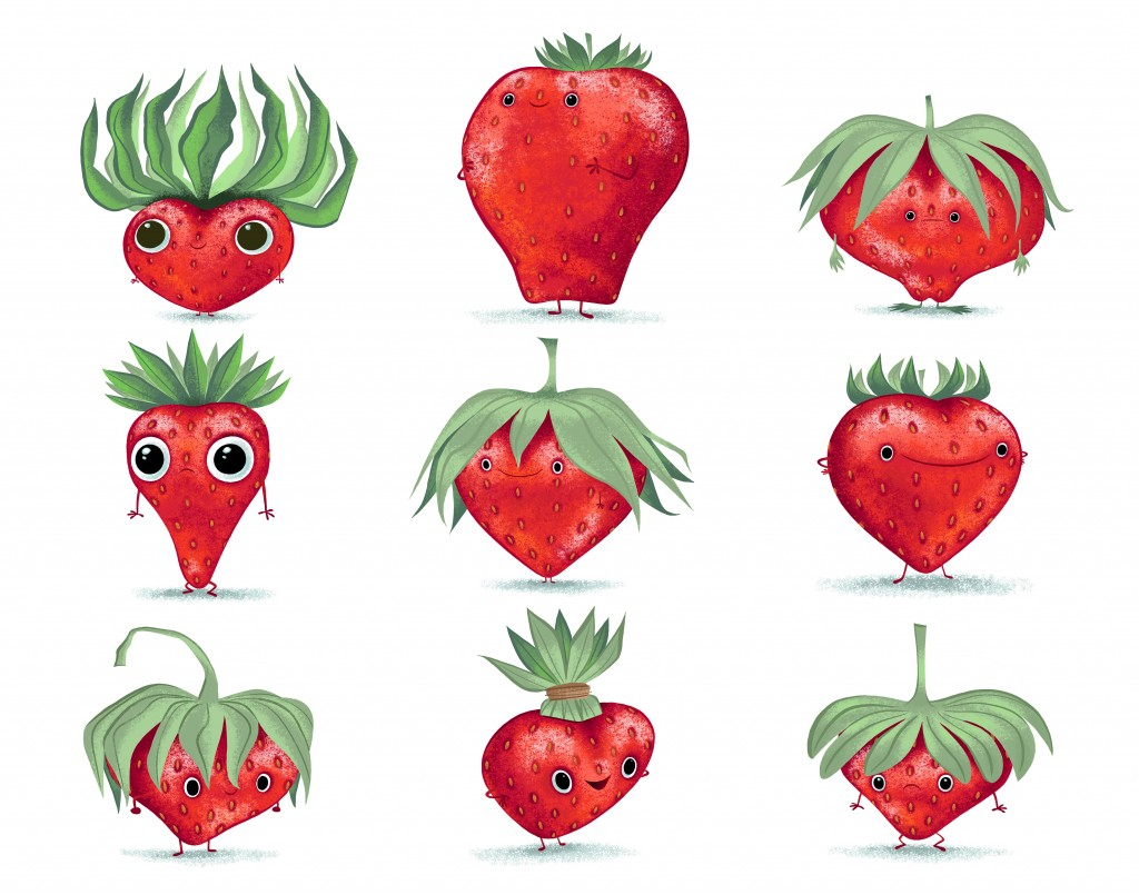 CLOUDY Chance of Meatballs STRAWBERRIES COMP_01