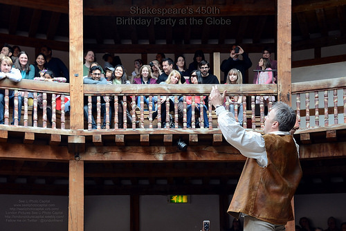 London for Artists - Shakespeare's Globe Theatre