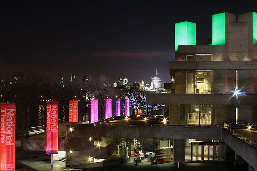 London for Artists - National Theatre
